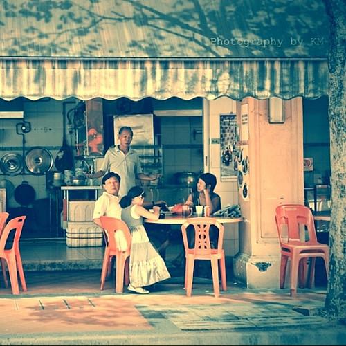 Kar Mun- Coffeeshop talk