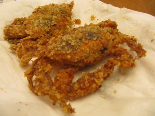soft shell crabs are here!