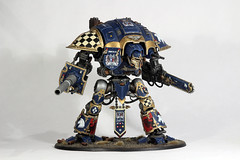 Imperial Knight Paladin (AdmGR) Tags: painting miniature model paint gaming imperial warhammer knight titan wargame tabletop warhammer40000 warhammer40k paladin gamesworkshop wh40k terryn adeptusmechanicus mechanicus imperialknight imperialknighttitan