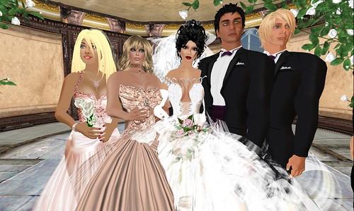 Leo, Mackenzie, Raftwet, Xavier & MP