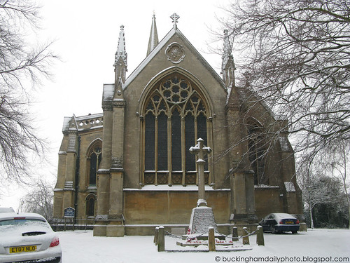 Saints Peter & Paul, Buckingham