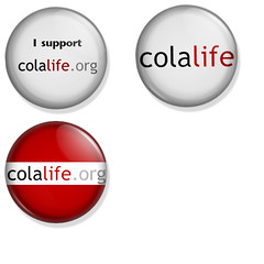 ColaLife badges