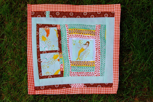 For Nettie - busy block