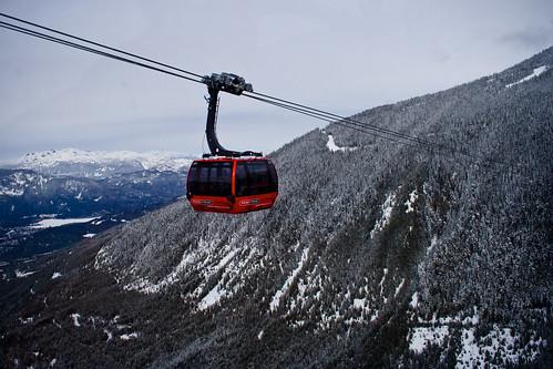 Peak to Peak cabin