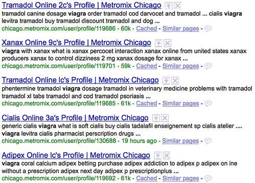 Metromix Pharaceutical Spam