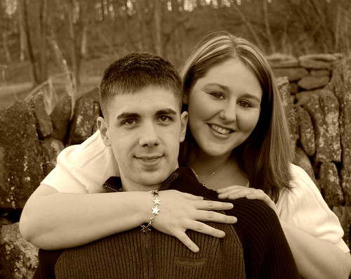 Erin & Nick 1 sepia