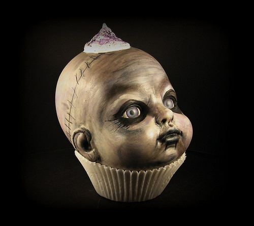 Creepy Cupcake Kid #2