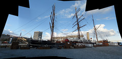 Discovery Pano (thedowswell) Tags: robert scott ship rss dundee captain falcon discovery
