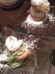 Set Dessert, Cha An