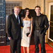 Phil Knight, Teri Hatcher, Travis Knight
