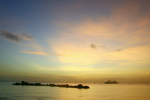 sunrise at Alegre