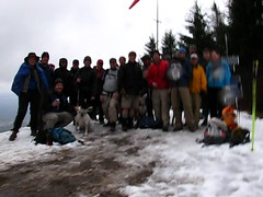 TNAB at Poo Poo Point, Tiger Mountain.