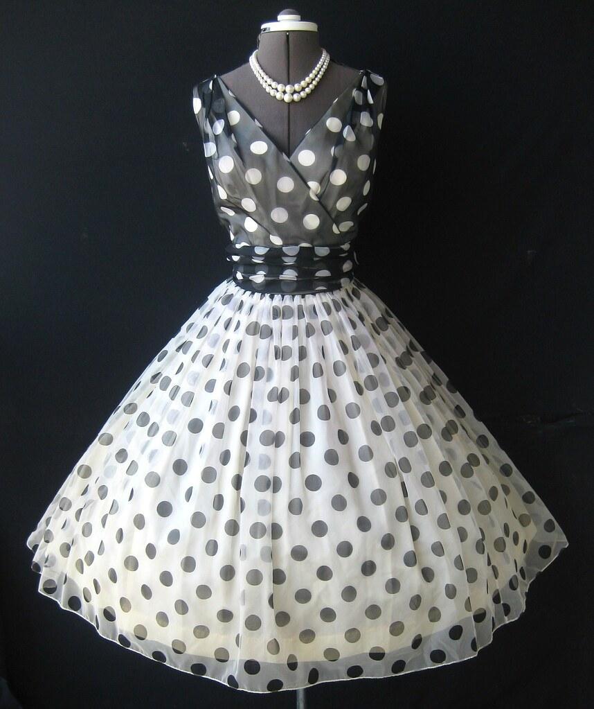 Vintage 1950 Dresses