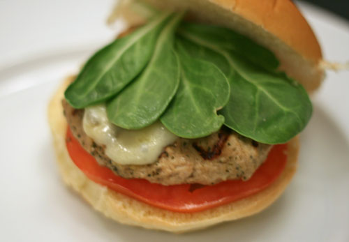 Mouthwatering Chicken Burgers