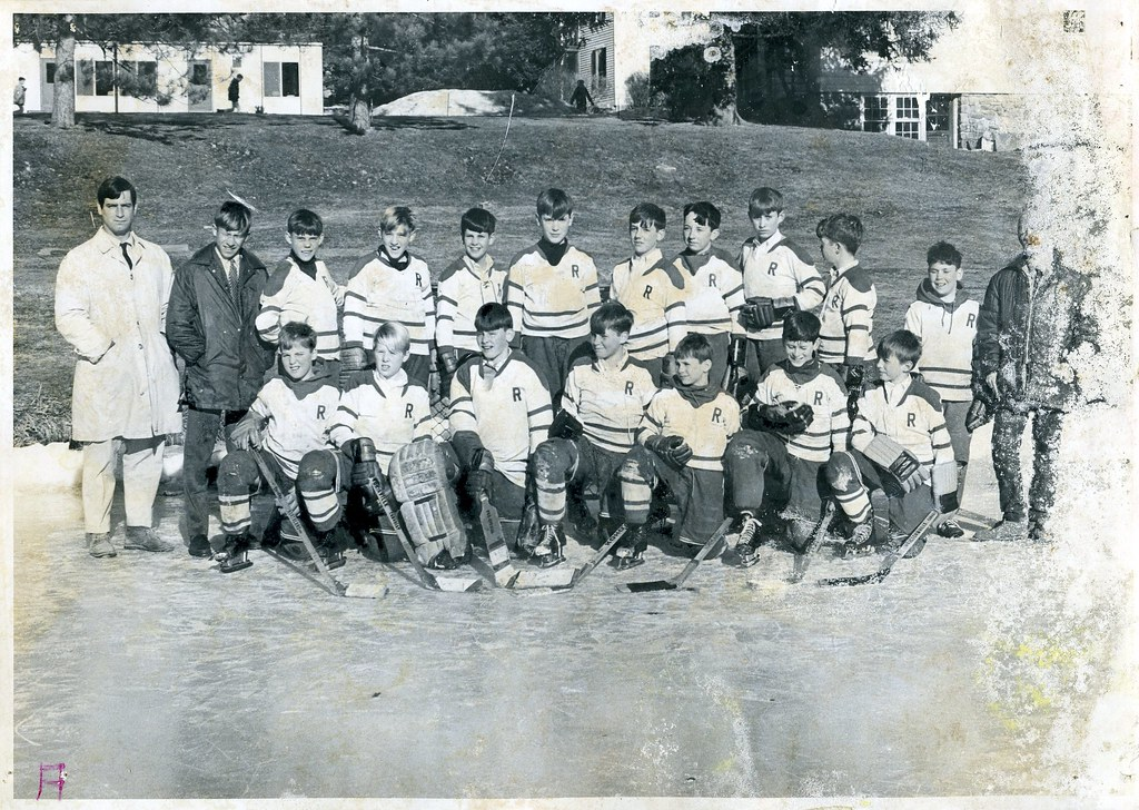 Hockey Team ~ 1959