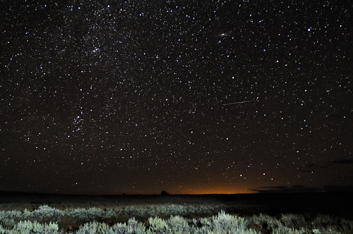 Thars Stars Up Thar by Fort Photo.
