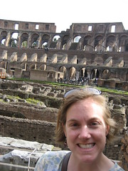 """I'm at the colloseum! • <a style=""""font-size:0.8em;"""" href=""""http://www.flickr.com/photos/36178200@N05/3390656727/"""" target=""""_blank"""">View on Flickr</a>"""