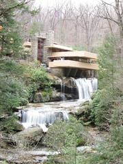 IMG_0548 (Sleepy Panda) Tags: architecture waterfall pennsylvania pa fallingwater