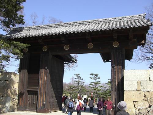 姫路城大手門/Himeji Castle Ote-mon Gate