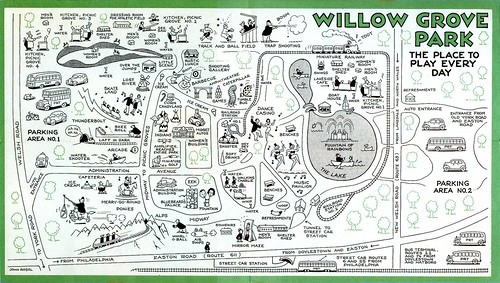 Willow Grove Mall Map RAILROAD.• View topic   PRT map of Willow Grove Park Willow Grove Mall Map