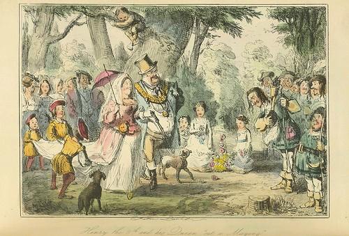 010-Enrique VIII y su reina-un paseo en Mayo