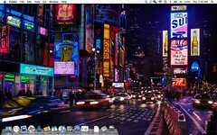 Times Square Desktop LOOK REAL CLOSE!!! (zackshackleton) Tags: newyorkcity mac osx timessquare geektool lifehacker customize yahoowidgets lifehackercom customdesktop custommac mbshane lifehackerdesktoppool httpwwwmichaelbshanecom
