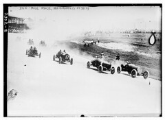 500 mile race, Indianapolis (LOC)