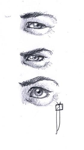 ojos- eyes