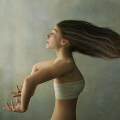 reconnect (brookeshaden) Tags: manipulated parts whole backwards reversed pulling twisted forward apart undone removed reconnect nikond80 brookeshaden committeeofartists