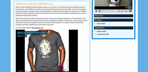 Featured on Talkischeep.com