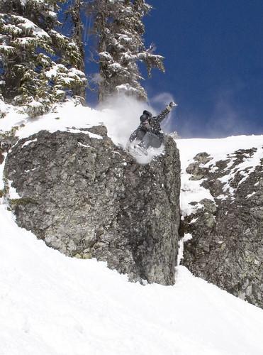 Alpy Cliff Drop