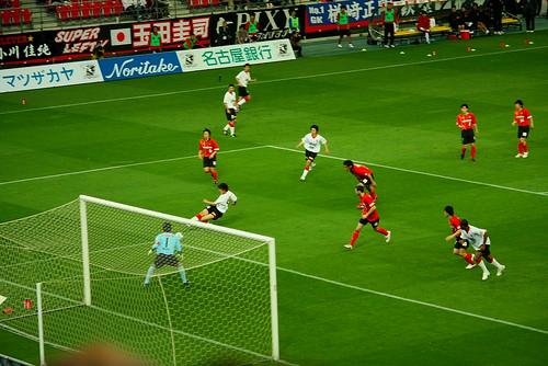 第5節 名古屋グランパス vs 浦和レッズ