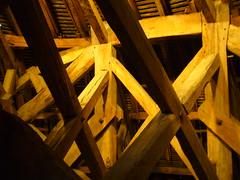 vaux-le-vicomte, stairs, dome (djtambour) Tags: stairs chateau iledefrance fouquet vauxlevicomte mansart parisregion