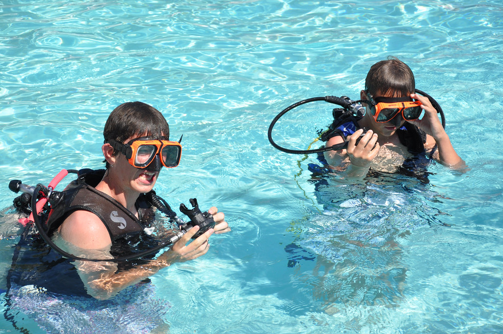 Learning to SCUBA