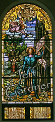 St. Joan of Arc (*Jeff*) Tags: church window saint catholic stainedglass joanofarc lapucelle
