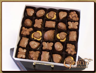goblins chocolates