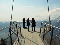 No Miradouro Suspenso (fmsbotelho) Tags: switzerland suia viagens miradouro cardada