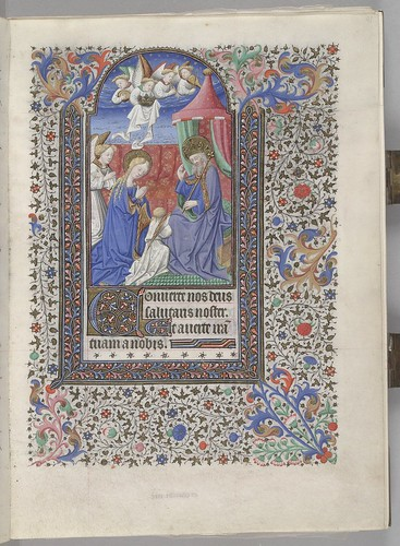 Coronation of the Virgin (HM 1100)