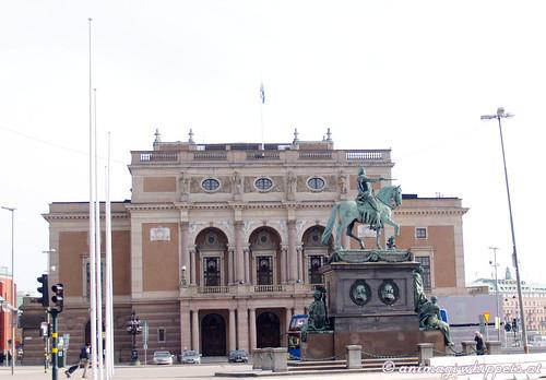 Stockholm: Oper