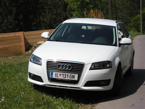 Audi A3 Sportack 1.4 TFSI Ambition ibisweiss
