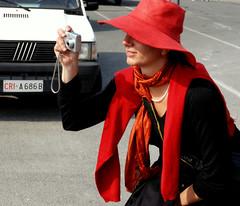 """""""Passione"""" o """"25 aprile"""" (Elisa Ciardi) Tags: punto 25 di aprile rosso livorno"""