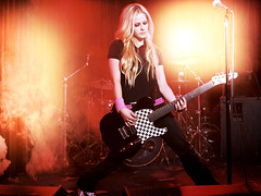 avril control room live (thebestdamn360) Tags: avril lavigne