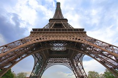 Eiffel Tower GigaPixelized!!  (Paris) (Zoom Inside) (Anirudh Koul) Tags: paris france tower tour zoom eiffeltower wideangle eiffel toureiffel pixel gigapixel eiffle giga eiffletower pd8ooo3891hd