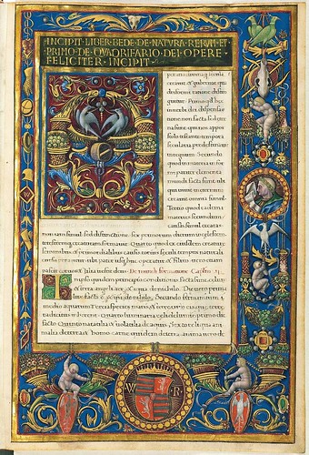De natura rerum liber - Beda..Seneca (1490) MDZ