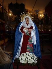 Virgen de Gracia (Rescate) (ASpepeguti) Tags: espaa andaluca spain olympus andalucia andalusia mlaga alandalus e410 traslados zd1442mm semanasanta2009 aspepeguti