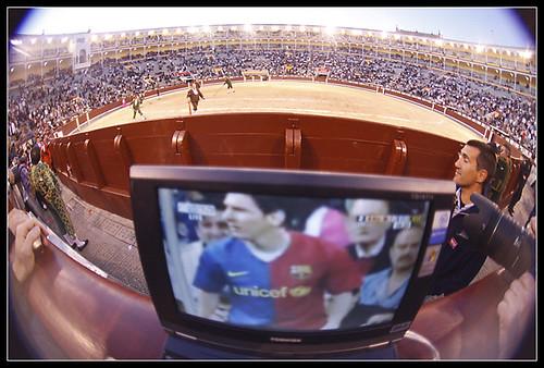 Messi en Las Ventas