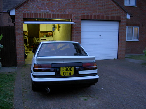 [Image: AEU86 AE86 - TRD style Coupe wing]