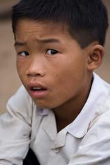 20080831_4341 (Zalacain) Tags: boy portrait people face person persona retrato cara human myanmar suspicious kyaukme