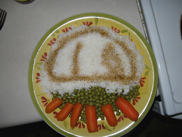 Metroid Dinner
