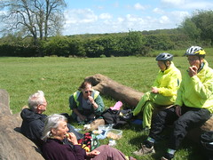 17.5.9 Clarion Barcombe picnic 009